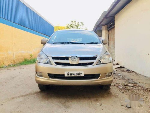 Used Toyota Innova 2007 MT for sale in Coimbatore