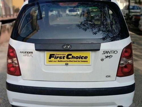 Hyundai Santro Xing GLS 2008 MT for sale in Faridabad