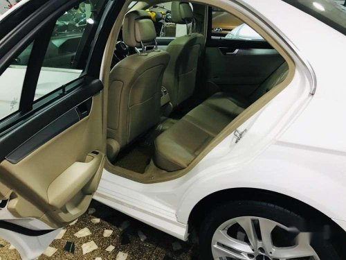 Mercedes Benz C-Class 220 2015 AT for sale in Kolkata