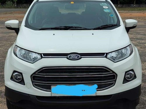 Used 2017 Ford EcoSport MT for sale in Pondicherry