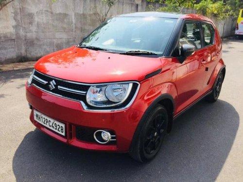 Maruti Ignis Zeta 2017 MT for sale in Pune