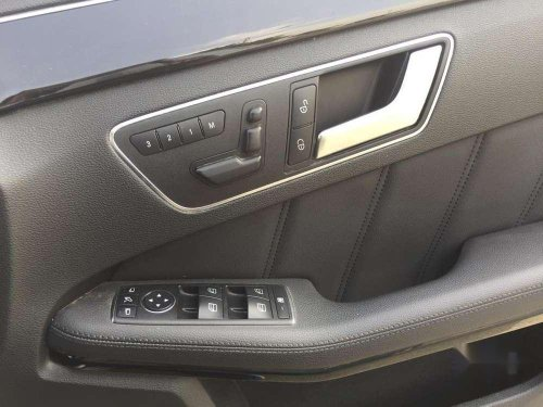 2013 Mercedes Benz E Class AT for sale in Gurgaon