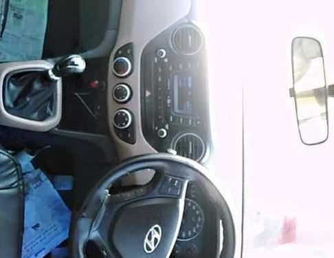 Used Hyundai Grand i10 Sportz 2015 MT for sale in Chittorgarh