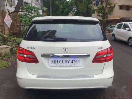 Used Mercedes Benz B Class 2015 Diesel AT for sale in Goregaon