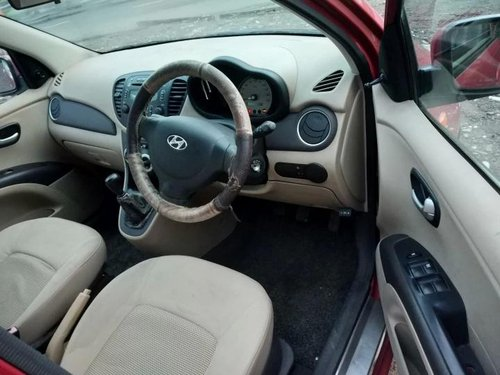 Hyundai I10 Sportz 1.2, 2010, Petrol MT for sale in Pune