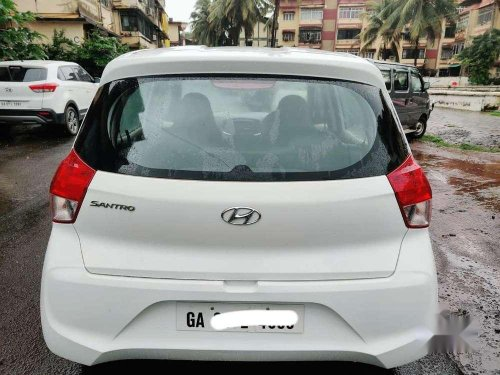 Hyundai Santro 2019 MT for sale in Goa