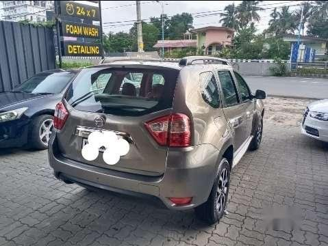 Used 2017 Nissan Terrano MT for sale in Punalur
