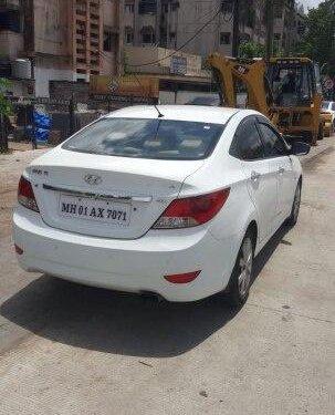 Hyundai Verna 2011 MT for sale in Nagpur