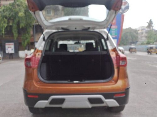 Used 2018 Maruti Suzuki Vitara Brezza ZDi Plus AMT Dual Tone AT in Mumbai