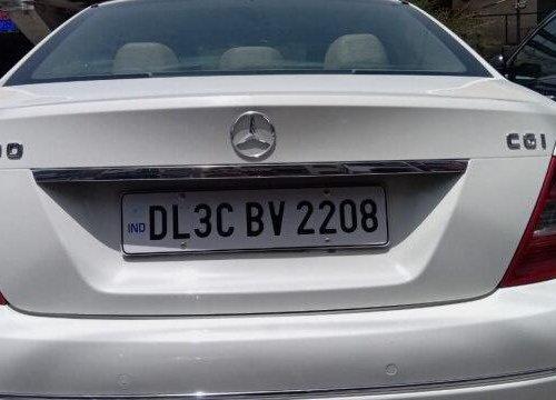 2011 Mercedes Benz C-Class C 200 Kompressor Elegance AT in New Delhi