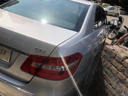 2010 Mercedes Benz E Class AT for sale in New Delhi