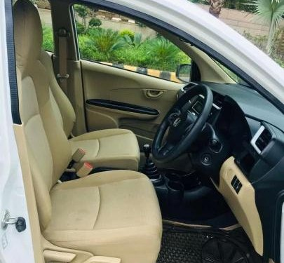 Used Honda Amaze S i-Vtech 2017 MT for sale in New Delhi