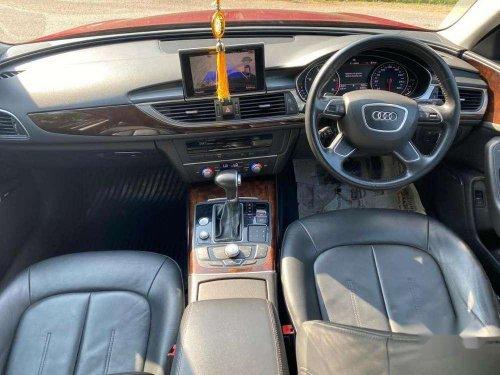 Used 2013 Audi A6 2.0 TDI Premium Plus AT for sale in Hyderabad