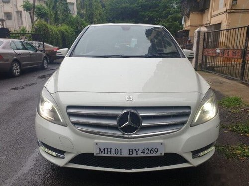 2015 Mercedes Benz B Class B180 AT for sale in Mumbai