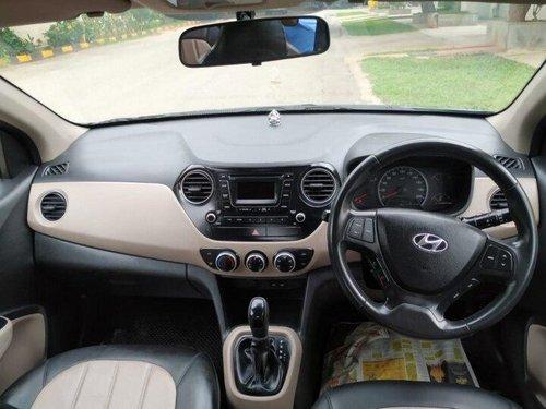Hyundai Grand i10 Asta 2015 AT for sale in Bangalore