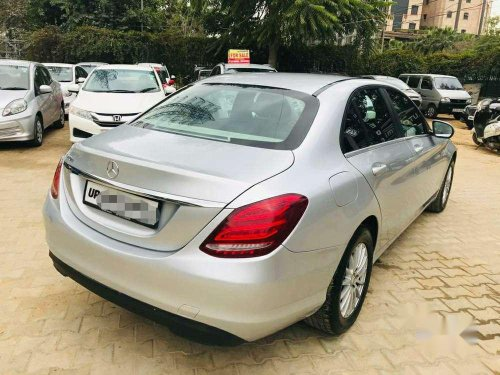 Mercedes Benz C-Class 220 2016 AT for sale in Gurgaon-5