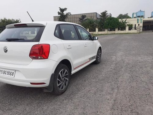 2017 Volkswagen Polo 1.2 MPI Comfortline MT for sale in Faridabad
