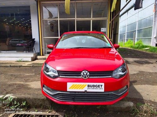 2016 Volkswagen Polo 1.2 MPI Highline MT for sale in Pune