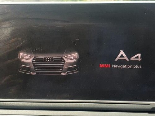 2018 Audi A4 2.0 TDI 177 Bhp Technology Edition AT in New Delhi