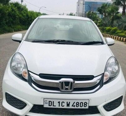 Used Honda Amaze S i-Vtech 2017 MT for sale in New Delhi-7