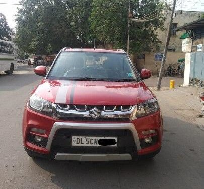 Used Maruti Suzuki Vitara Brezza ZDi 2017 MT for sale in New Delhi