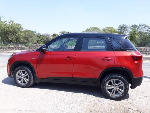 2017 Maruti Vitara Brezza ZDi Plus MT for sale in New Delhi