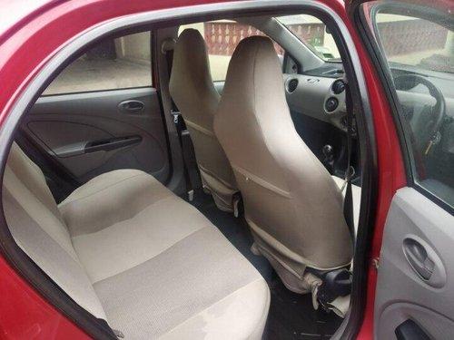 2011 Toyota Etios Liva G MT for sale in Pune