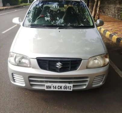 Used 2010 Maruti Suzuki Alto MT for sale in Pune-7