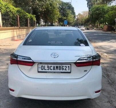 2017 Toyota Corolla Altis VL AT for sale in New Delhi