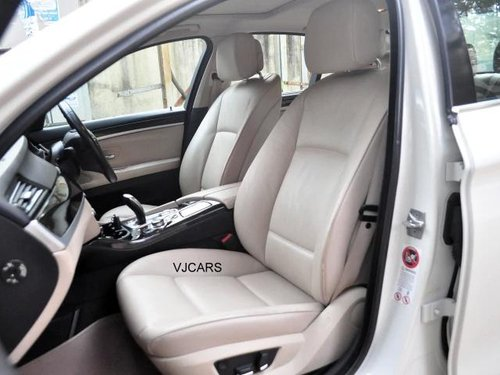 Used BMW 5 Series 520d Luxury Line 2013 AT for sale in Chennai