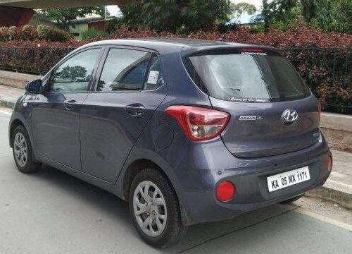 2018 Hyundai Grand i10 1.2 Kappa Magna AT for sale in Bangalore