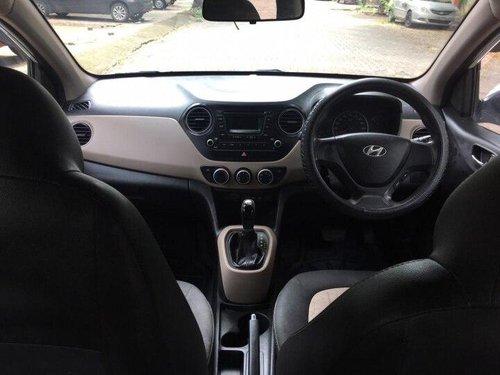 2014 Hyundai Grand i10 1.2 Kappa Sportz Option AT in Mumbai