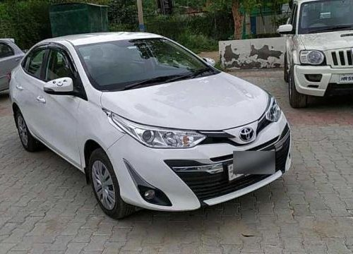 2018 Toyota Yaris G MT for sale in Faridabad
