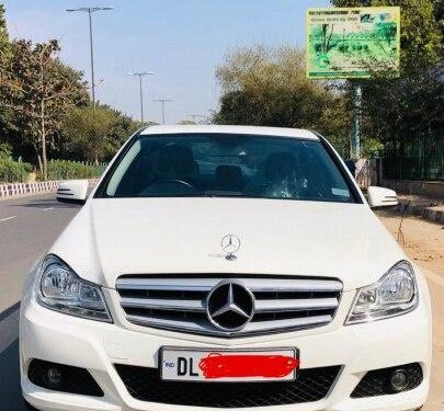 Used 2013 Mercedes Benz C-Class 220 CDI AT in New Delhi