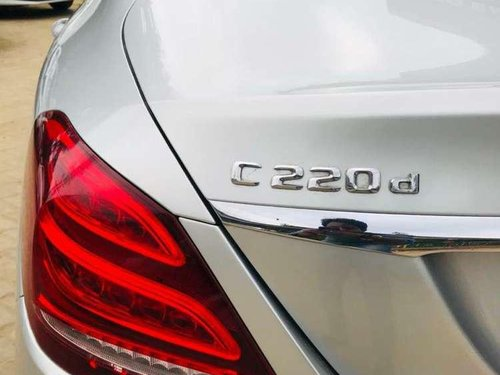Mercedes Benz C-Class 220 2016 AT for sale in Gurgaon