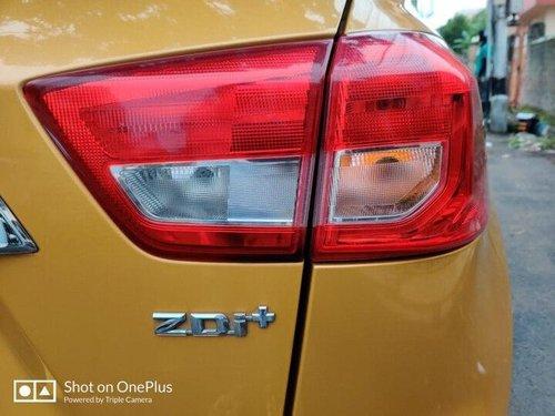 2017 Maruti Vitara Brezza ZDi Plus Dual Tone MT for sale in Kolkata