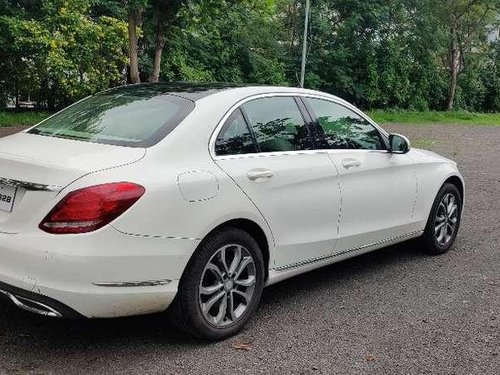 Used 2015 Mercedes Benz C-Class AT for sale in Pune