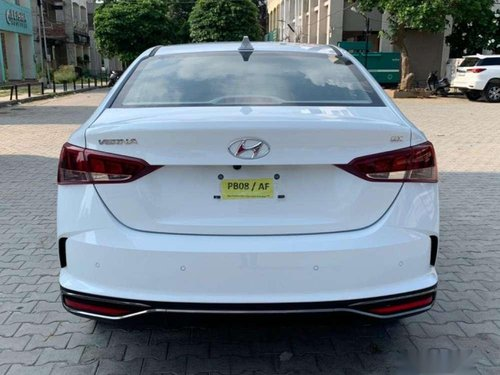 Used 2020 Hyundai Fluidic Verna AT for sale in Jalandhar