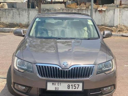 Skoda Superb Elegance 1.8 TSI Manual, 2014, Petrol MT in Hyderabad