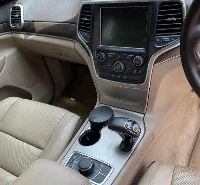 Jeep Grand Cherokee Summit 4X4 2017 AT for sale in Pune