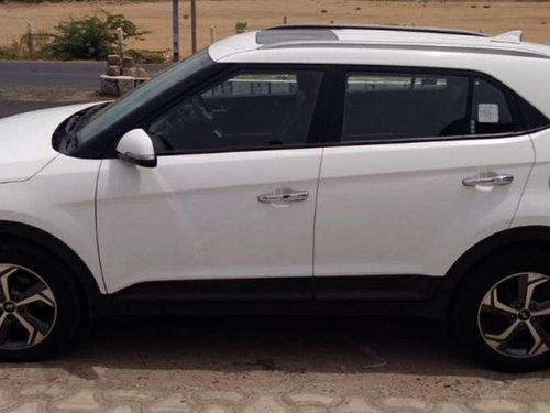 Used 2019 Hyundai Creta 1.6 CRDi SX Option AT for sale in Tuticorin