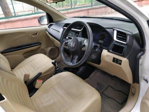 Honda Amaze S Option i-VTEC 2017 MT for sale in New Delhi