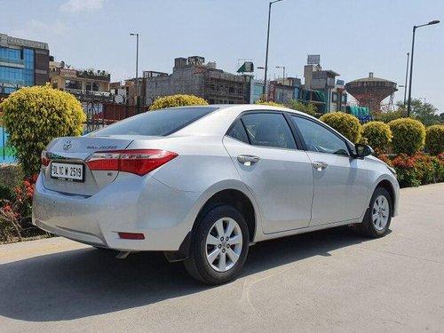 2017 Toyota Corolla Altis G AT for sale in New Delhi