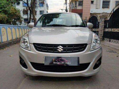 2012 Maruti Suzuki Dzire VXI MT for sale in Kolkata