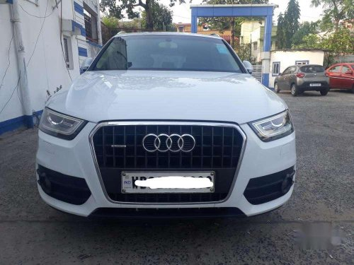 Audi Q3 35 TDI Premium + Sunroof, 2014, Diesel AT in Kolkata