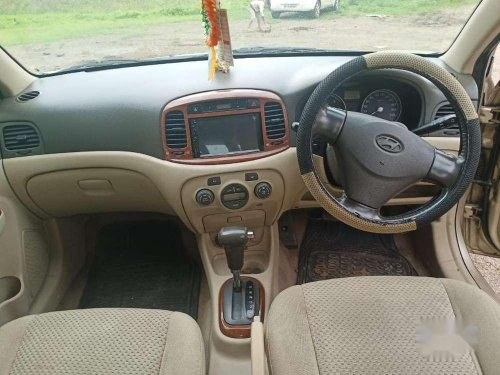 Hyundai Verna CRDi 1.6 SX Option 2010 MT for sale in Nashik