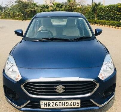 Used Maruti Suzuki Dzire VXI 2017 MT for sale in New Delhi
