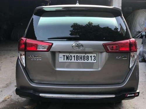 2019 Toyota Innova Crysta AT for sale in Chennai