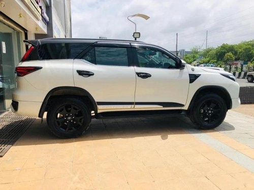 Used 2019 Toyota Fortuner MT for sale in Ahmedabad