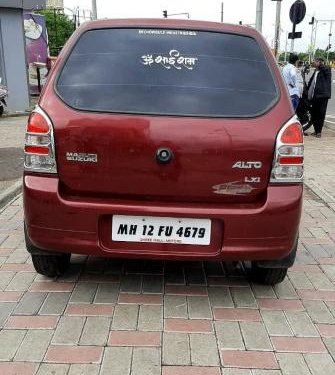 Used Maruti Suzuki Alto 2010 MT for sale in Pune